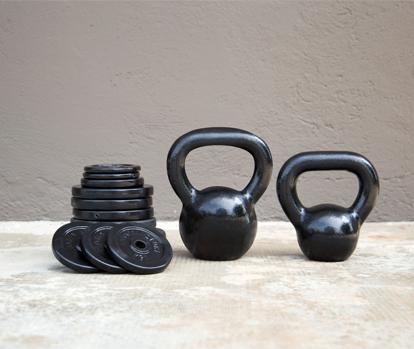 Dres-Plast | attrezzi sportivi dopo la plastificazione