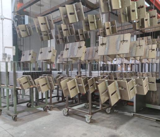 Dres-Plast | sabbiatura metalli settore industriale