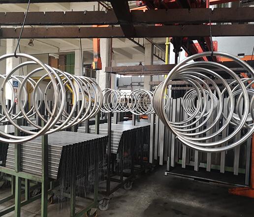 plastificazione per lavorazioni industriali - Dres-Plast
